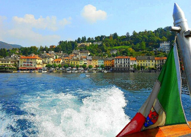 Italy by boat