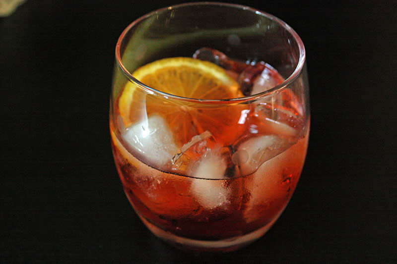Negroni Ciao Bella! Surprisingly Sexy Classic Italian Cocktails