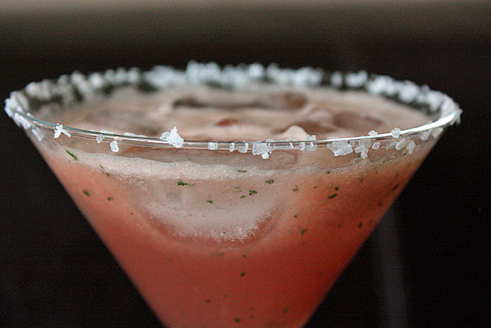 Watermelon-Mint-Margarita