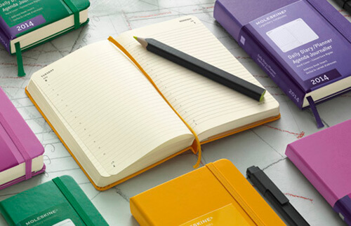 moleskine Print It, Finish It: Great Paper To Do Lists