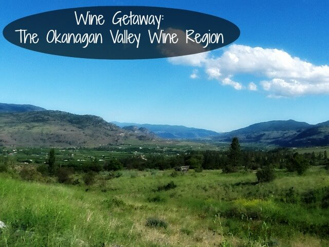Okanagan Valley wine cover