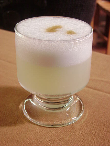 Pisco sour Everything You Wanted to Know About Brandy (But Were Afraid to Ask)