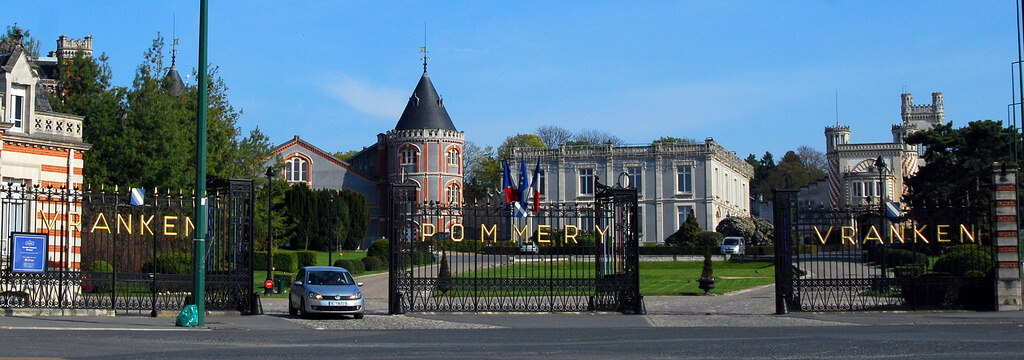 Pommery Champagne Caves