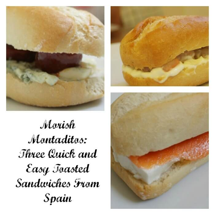 Spanish Sandwich Cover