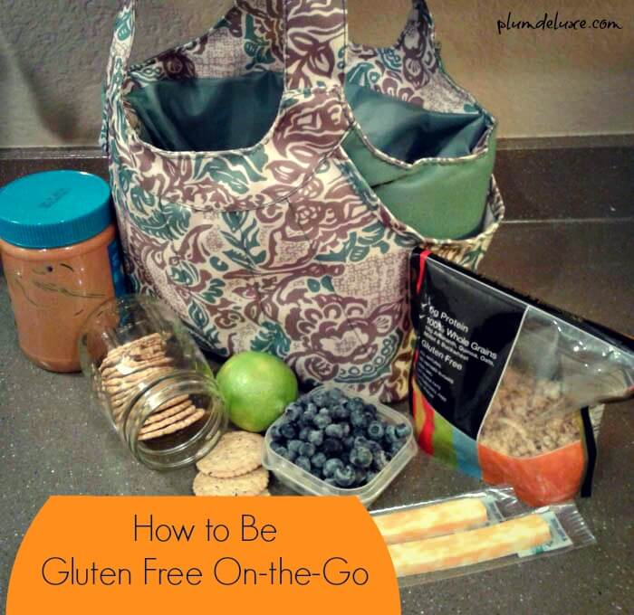 gluten free on the go travel