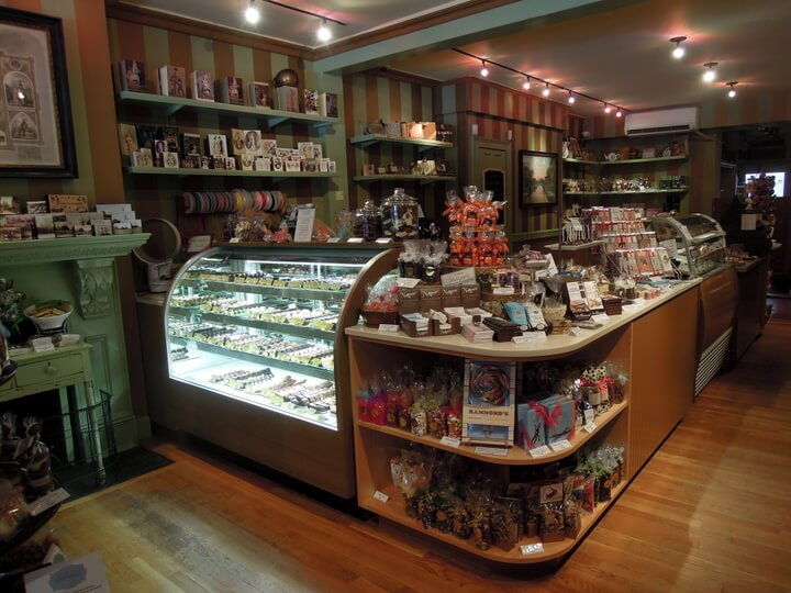 5. Beacon Hill Chocolates