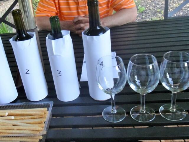 Blind wine tasting 1 Where There's a Wine There's a Way: 4 Ideas for Partying with Your Vino