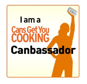 Canbassador Badge 300x290 Its a Pumpkin Party! Pumpkin Chili with Ginger Pumpkin Bites