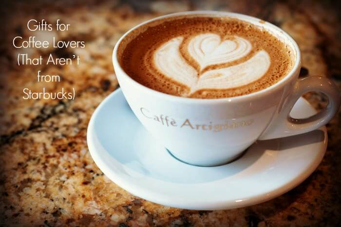 Coffee gifts cover