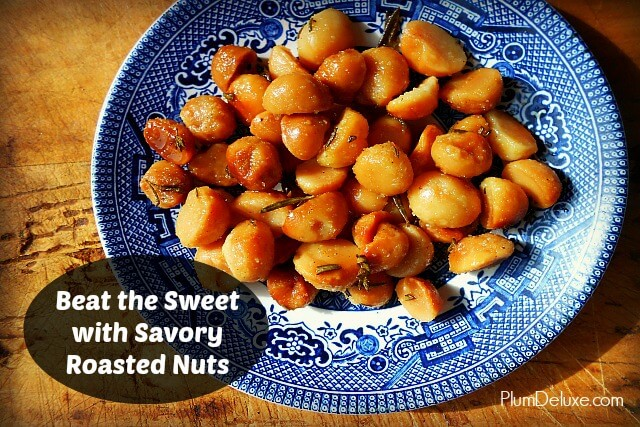 Savory nuts cover