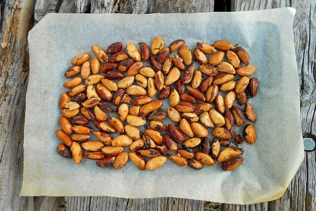 roasted Brazil nuts Beat the Sweet with Savory Roasted Nuts
