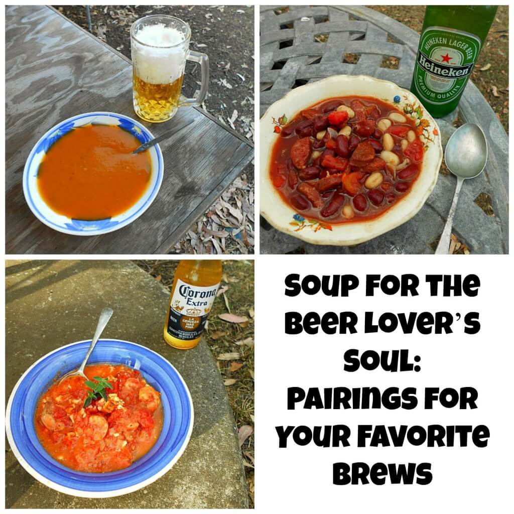 Beer and Soup Cover
