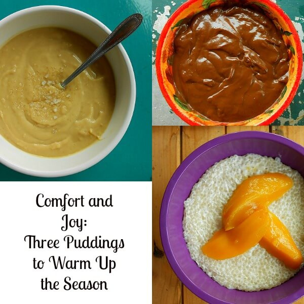 Pudding cover
