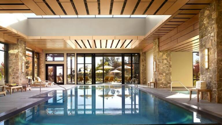 the allison inn and spa - wine country spa