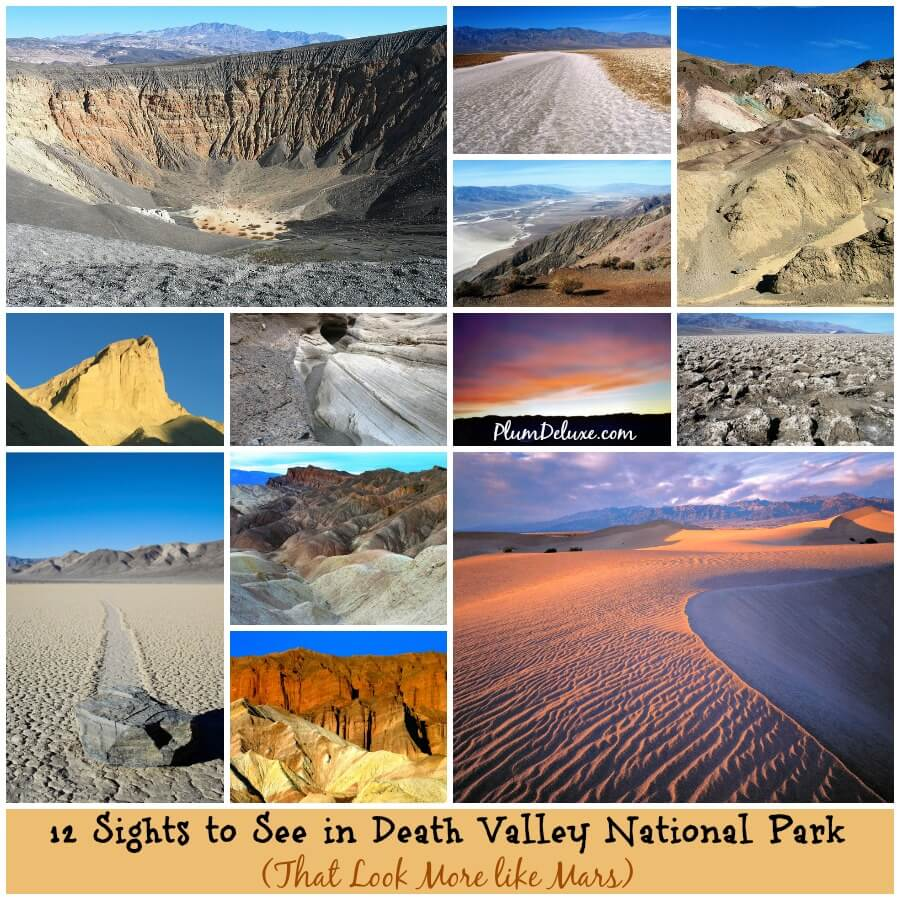 photo essay of things to do in death valley photo essay 12 sights to see in death valley national park that look more like mars