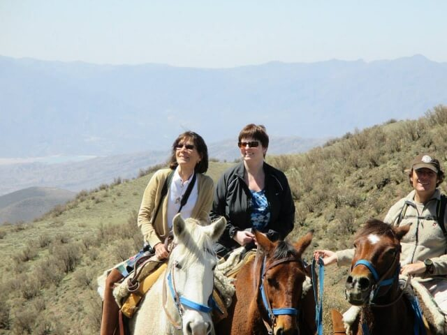 Horseback Riding in the Andes 640x480 Journey Into the Heart of Argentina's Mendoza Wine Country