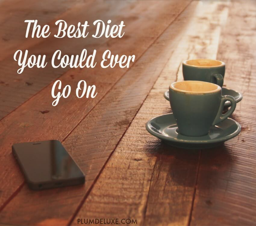 the best diet ever: unplug from the news