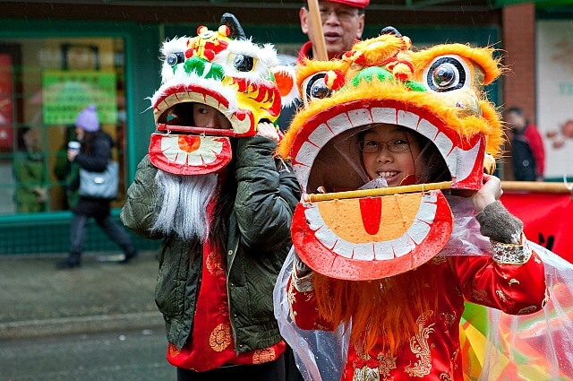 parade by Kenny Louie How To Throw a Chinese New Year Party that Celebrates Prosperity