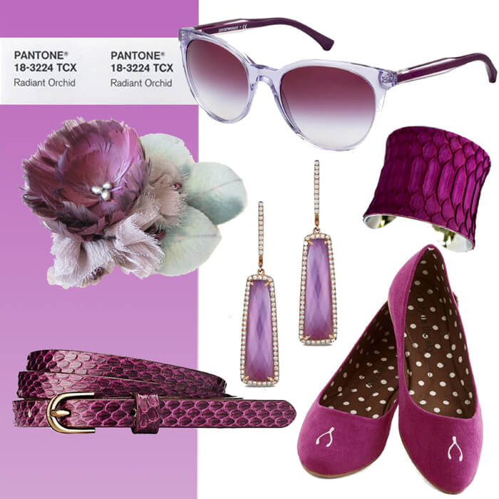 An Overload of Orchid: Infuse Your Life with Pantone's 2014 Color of the Year
