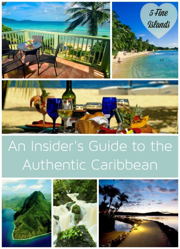 5 authentic caribbean islands