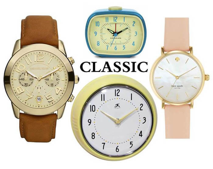 It's About Time: Represent Your Style Through Time Pieces
