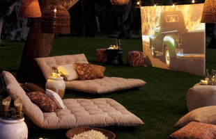 In the Night Garden: How to Throw an Evening Party In Your Back Yard