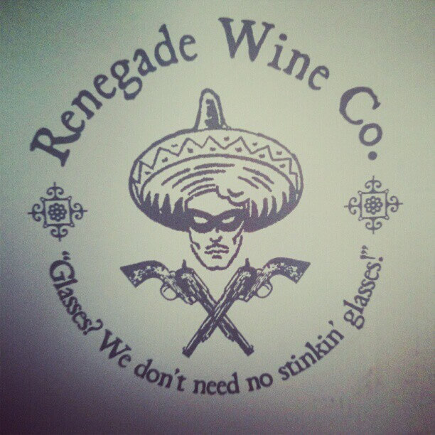 renegade wine co