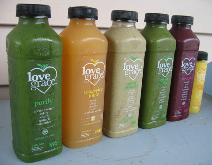 Feeling Juicy: A Little Love Affair with Juice Cleansing