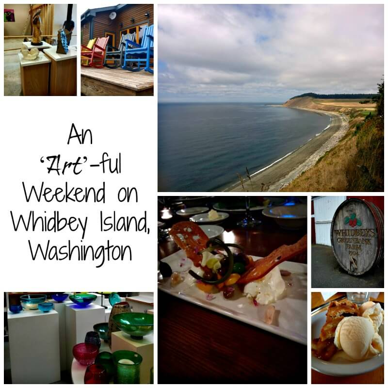 An Artful Weekend on Whidbey Island, Washington