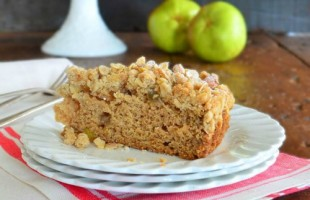 Perfect Weekend Apple Cardamom Coffee Cake fi
