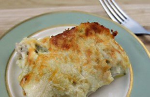 pesto chicken lasagne recipe