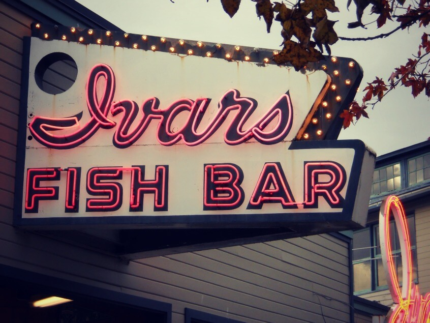ivars fish bar A Gourmands Weekend Getaway to Seattle