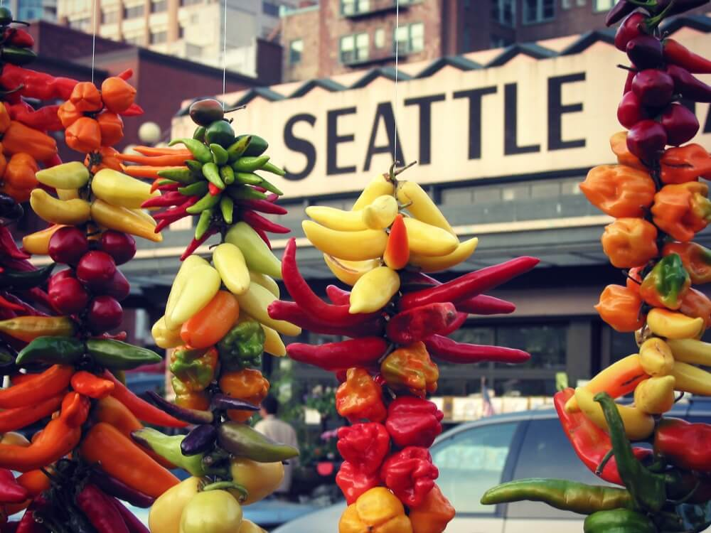seattle market A Gourmands Weekend Getaway to Seattle