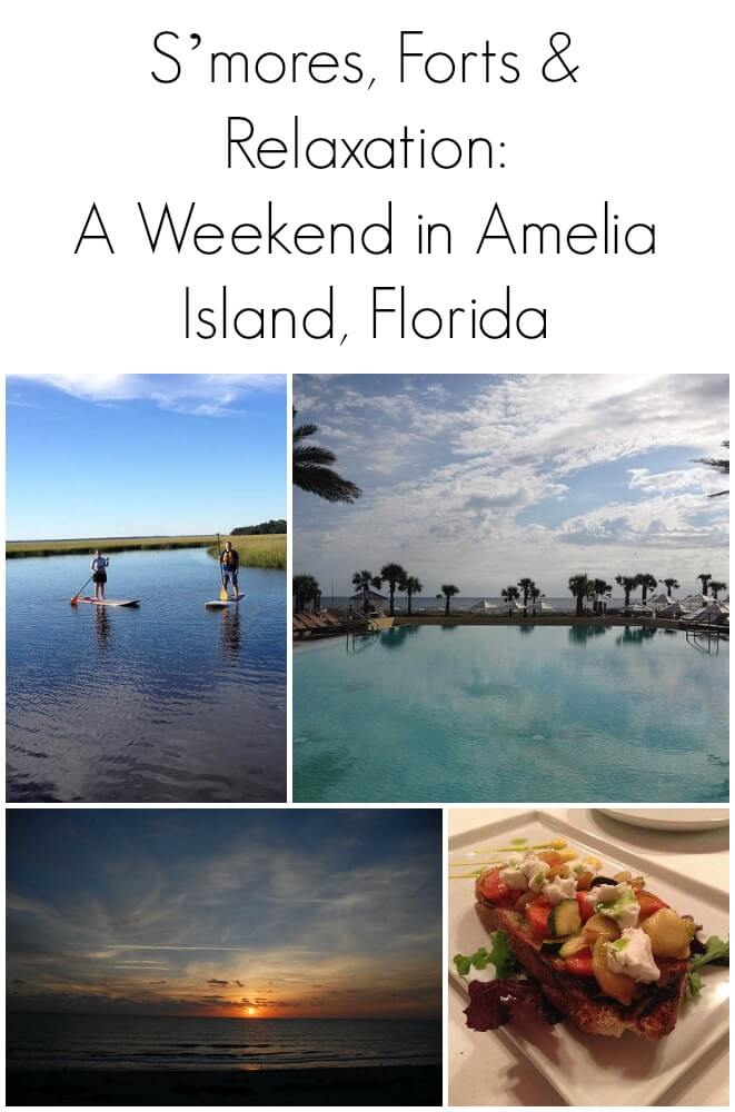 S'mores, Forts & Relaxation A Weekend in Amelia Island, Florida