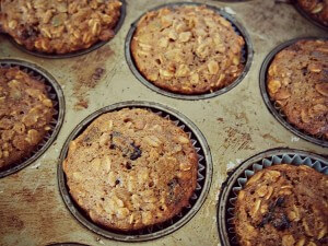 healthy breakfast muffin recipe