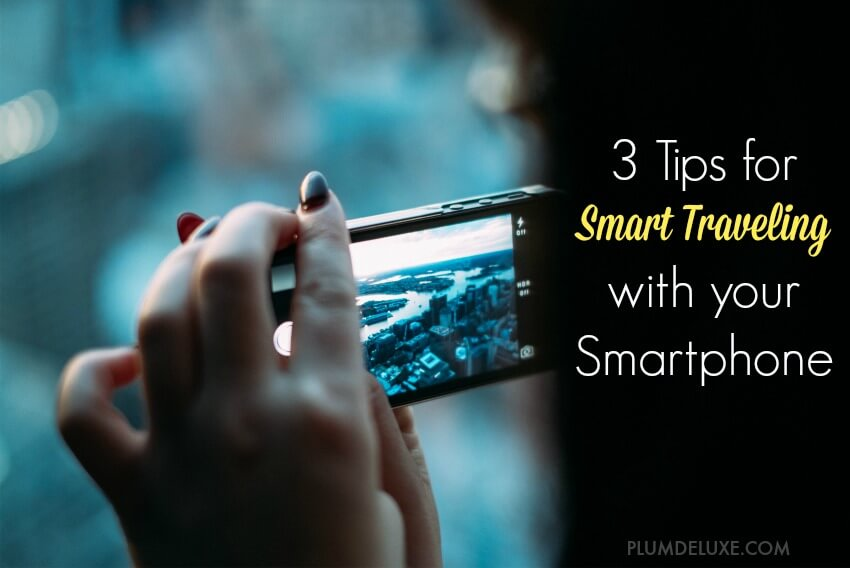 smart smartphone travel