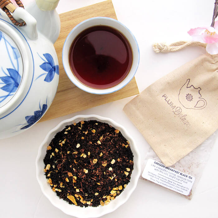 make your own tea blend - custom tea blends