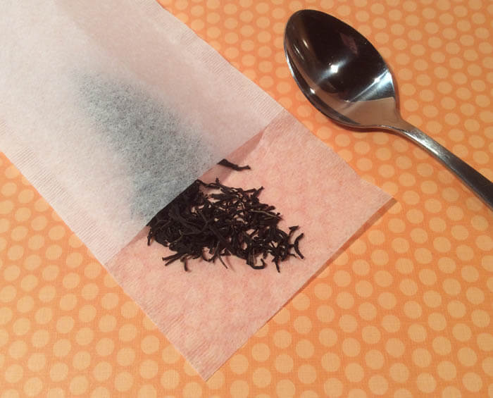 How do you brew loose-leaf tea?