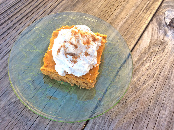 Taste the Craze with Pumpkin Cheesecake Bars