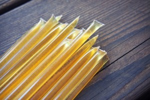 Honey Sticks for Tea