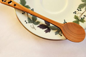 Cherrywood Tea Spoon