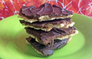 toffee chocolate bark recipe