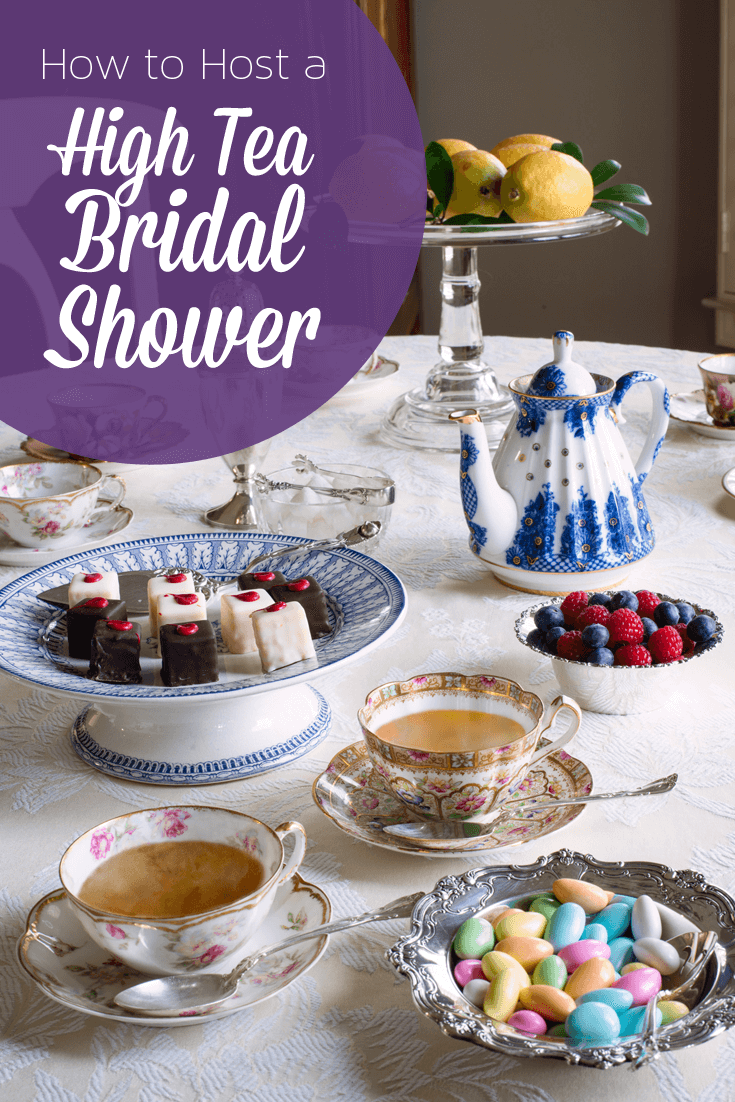 How to Host an English Style High Tea