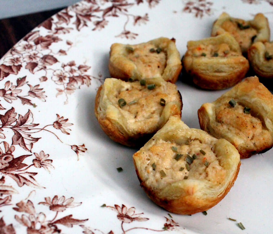 crab puff recipe