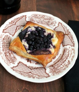 blueberry danish recipe