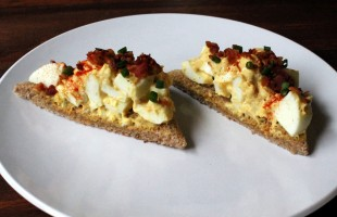 egg salad tea sandwich recipe