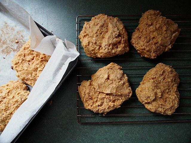 honey scone recipe