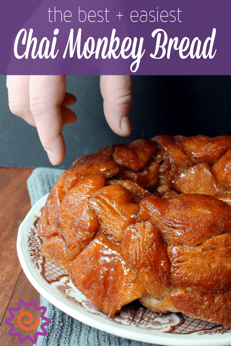 chai monkey bread recipe