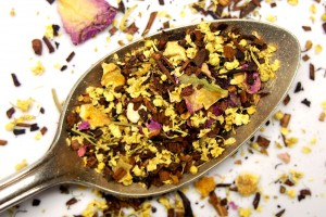 Evening in the Garden Herbal Tea (Elderflower/Rose/Lemon)
