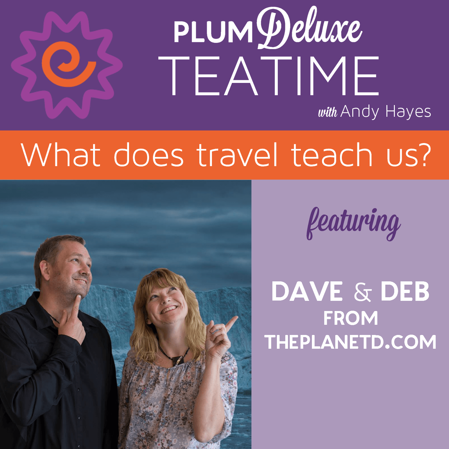 podcast about travel with theplanetd